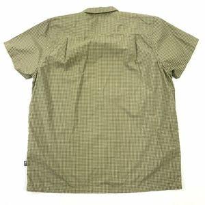 The North Face Shirts - The North Face Short Sleeve Casual Shirt XL